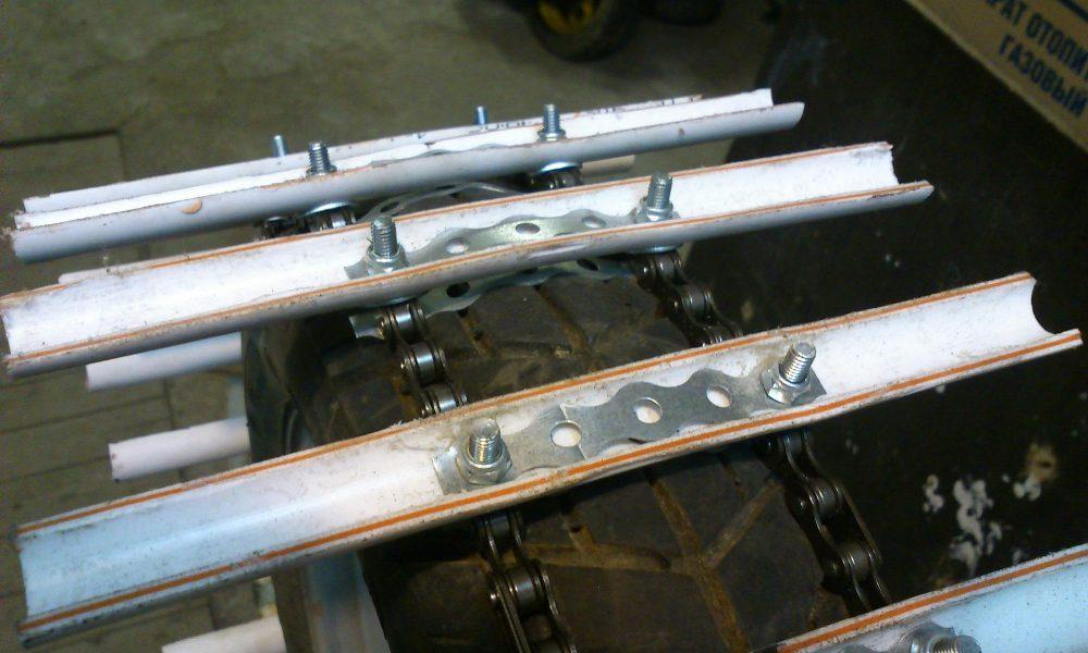 колесо сноуборда 2